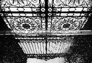 Zaun von Jeannette Kliebisch