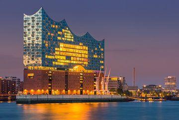 Die Elbphilharmonie, Hamburg, Deutschland