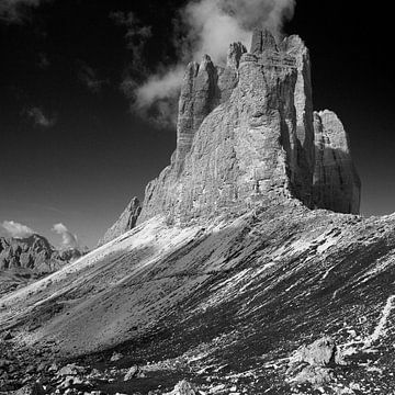 Dolomites I von Cor Ritmeester