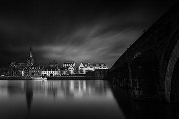 Maastricht Schwarz-Weiß von Jeroen Mikkers