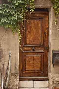 oude deur van Margriet Hulsker