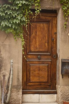 oude deur von Margriet Hulsker