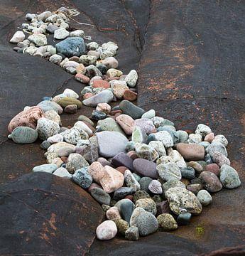 Kieselsteine von Johan Zwarthoed