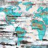 Weltkarte von Atelier Paint-Ing