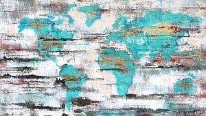 Worldmap van