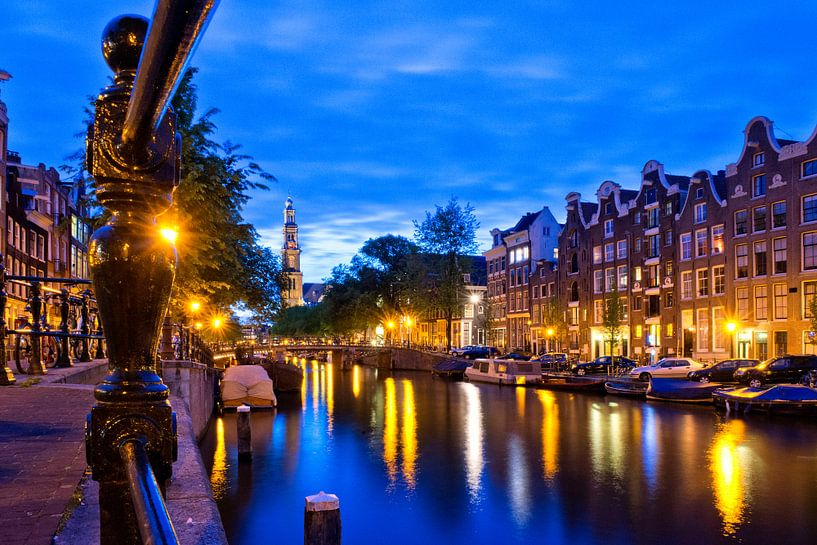 Westerkerk Amsterdam van martien janssen