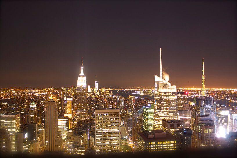 Manhattan van Menno Heijboer