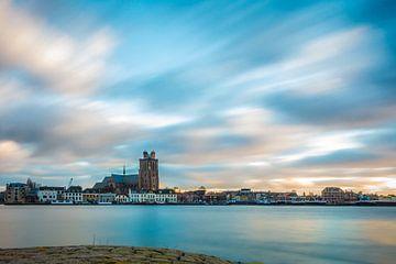Dordrecht aan de oude maas van