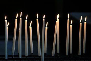 Kaarsen  van Bob Bleeker