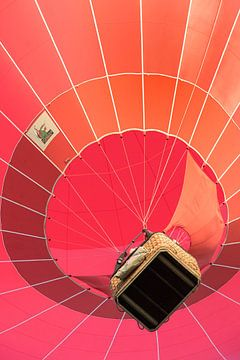 Heißluftballon von peter reinders