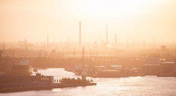 Rotterdam Wereldhaven von Ronne Vinkx