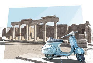 pompei-a-hs4097451 van H.m. Soetens