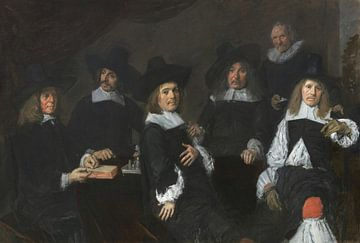 Regenten des Alten Altenheims, Frans Hals