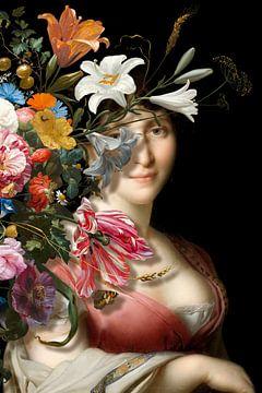 Hortense de Beauharnais - a Portrait sur Marja van den Hurk
