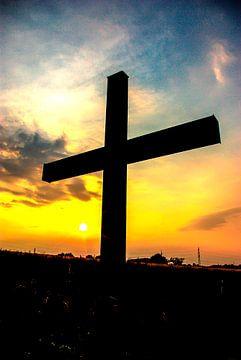 Het kruis op de weg van Norbert Sülzner