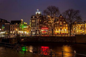 Waar de Singel start, Amsterdam van Stephan Neven