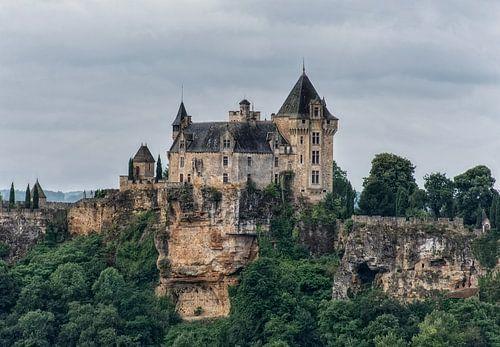 French castle von Marcel van Balken