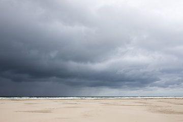 Sturm auf schiermonnikoog von Karijn Seldam