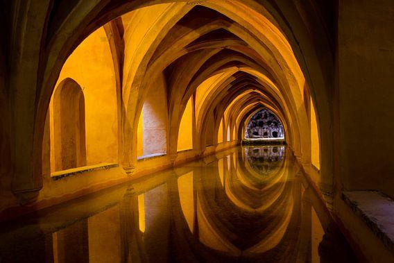 Real Alcazar in Sevilla