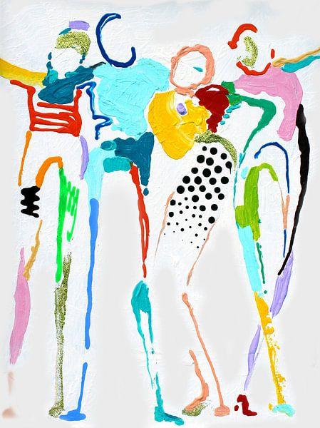 My family van Atelier Paint-Ing