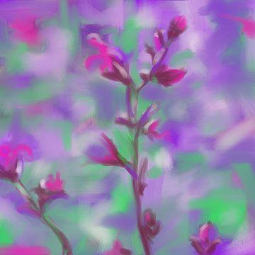 Bloemen Flowerpower van Go van Kampen