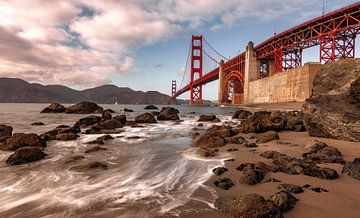 Golden Gate bridge sur