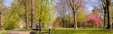Breda - Panorama Wilhelminapark von I Love Breda
