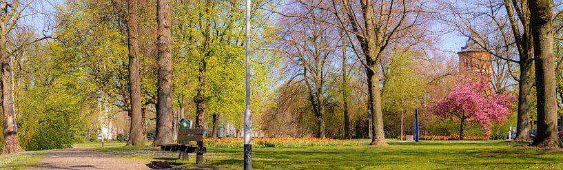 Breda - Panorama Wilhelminapark van I Love Breda