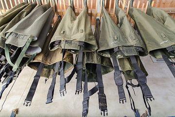 shorts van Jan Hagen