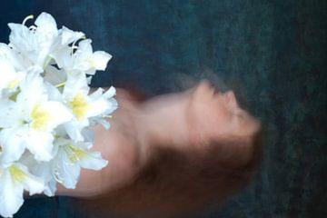 Ophelia #3 (Zeemeermin) van Remke Spijkers