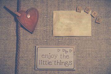 Geniet van de kleine dingen van Atelier Liesjes
