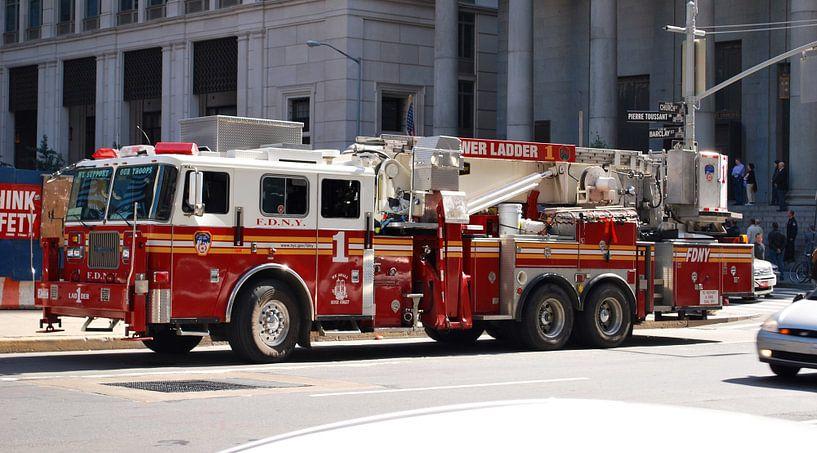 Brandweerauto van New York, Amerika van Be More Outdoor