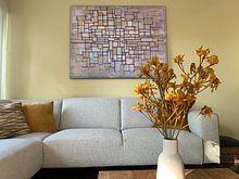 Kundenfoto: Piet Mondriaan No. 11, als akustikbild