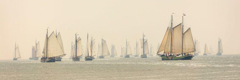 Gespenster im Nebel von Frans Lemmens