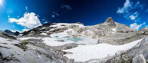 Oostenrijkse Alpen - 6 van Damien Franscoise