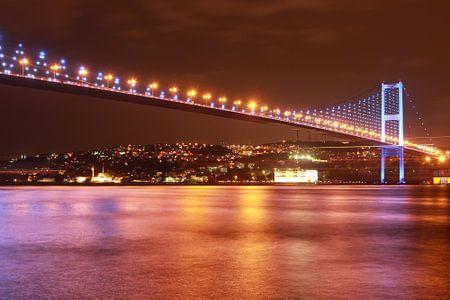 Bosporusbrug Istanbul von Dana Schoenmaker