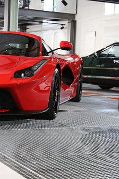 Ferrari La Ferrari sur Marvin Taschik