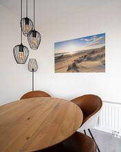 Kundenfoto: A Dream of Spring von Thom Brouwer, auf leinwand