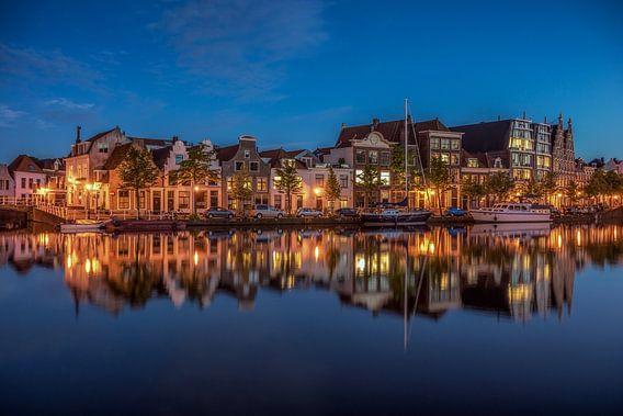 Een zomerse avond in Haarlem van Reinier Snijders
