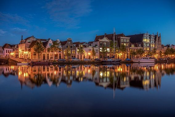 Een zomerse avond in Haarlem