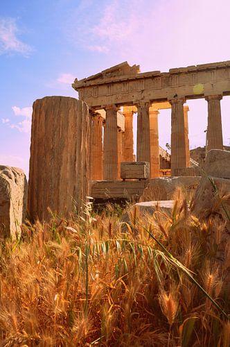 Parthenon / Athene / Griekenland van Sabrina Varao Carreiro