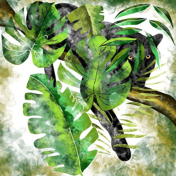 Jaguar - Der schwarze Jäger des Dschungels von Patricia Piotrak