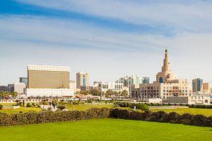 Doha, Qatar van