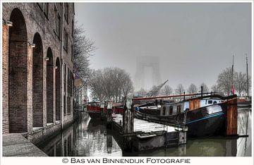 Rotterdam Citylife van Bas van Binnendijk Fotografie