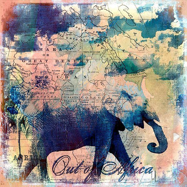 Die Reise des Elefanten von Andrea Haase