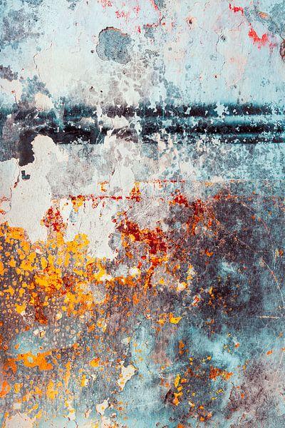Kleurrijke abstractie van Tijmen Hobbel