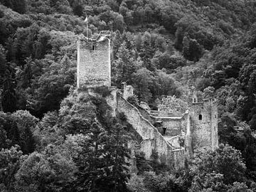 Ruin Niederburg Manderscheid dans l'Eifel 1 sur Jörg Hausmann