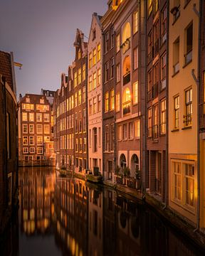 Amsterdam Spooksteeg von Michiel Dros