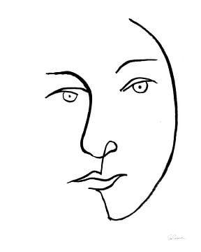 Ink Frauen IV, Sue Schlabach von Wild Apple