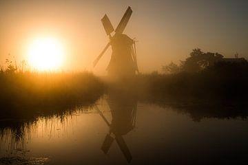 Noordermolen (Noorddijk) von Dennis Wierenga
